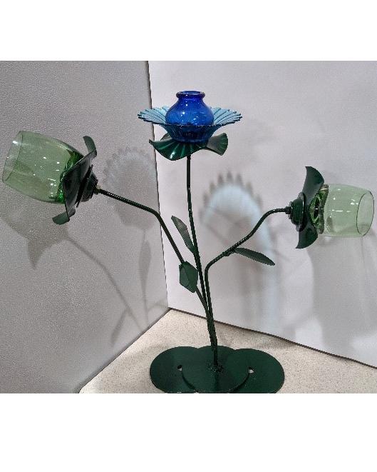 Prairie Art lamp